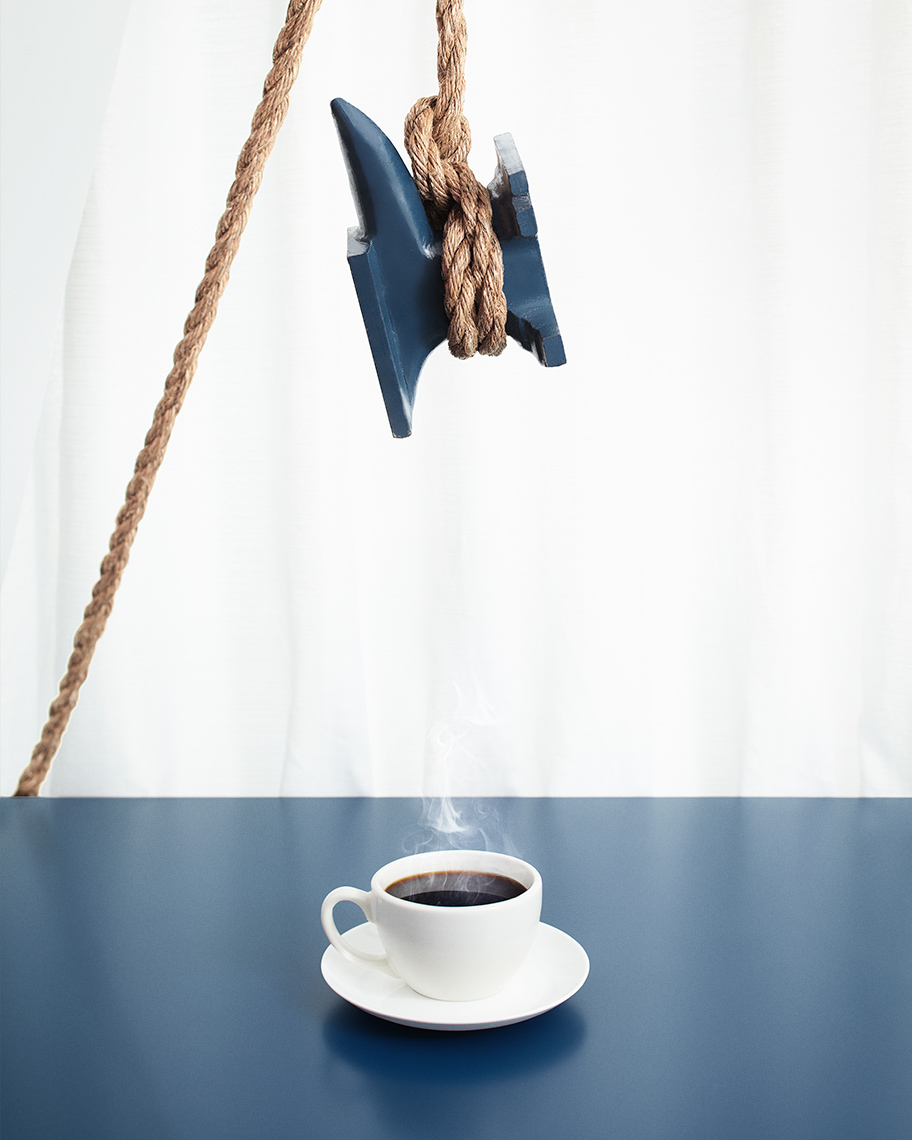 Coffee // Things, a Conceptualized Series of Product Photographs by Jens Kristian Balle