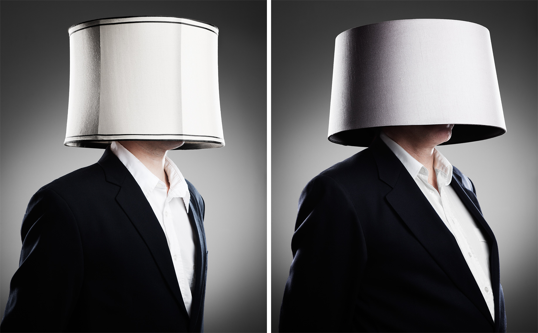 Lampheads - Conceptual Photography